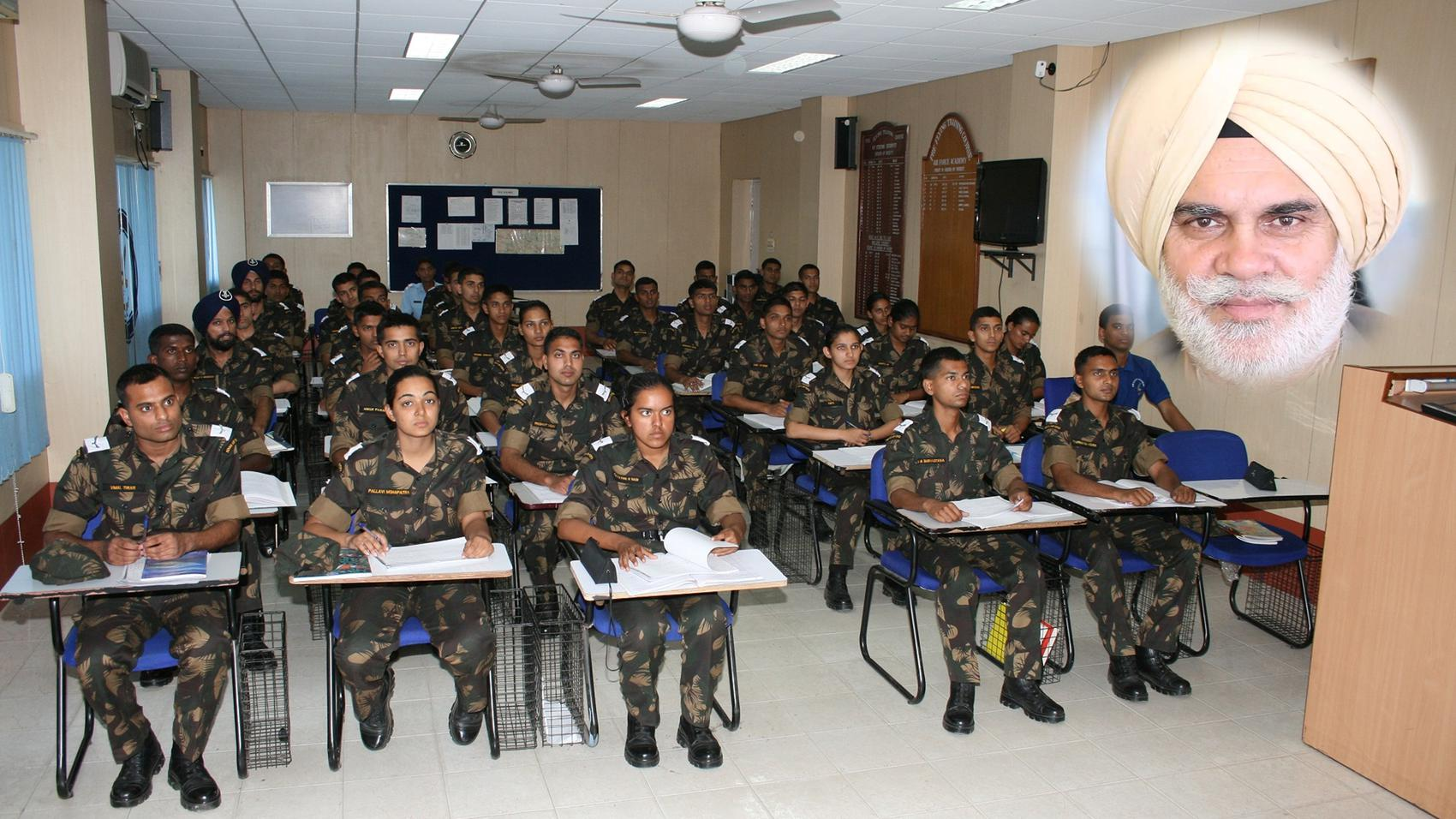 Career in Army Education