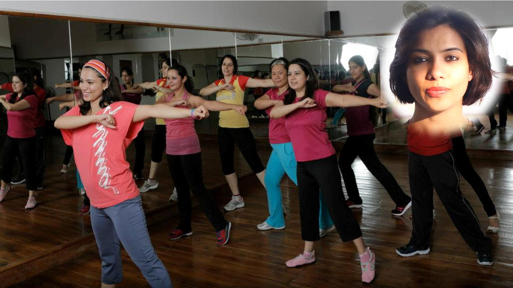 Zumba Fitness Training