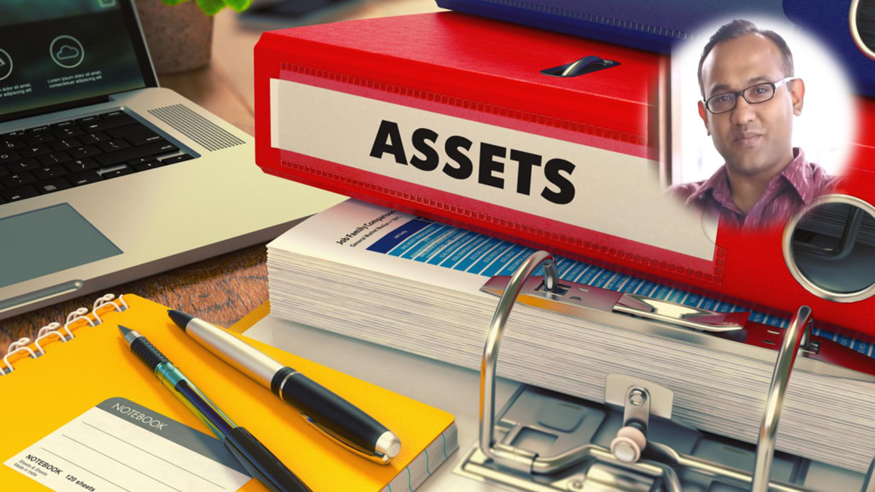 Career in Asset Sales