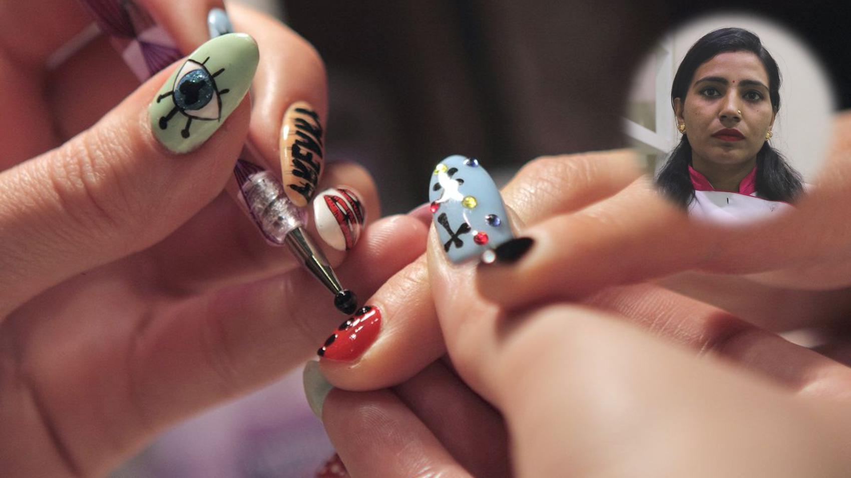 Career in Nail Artistry