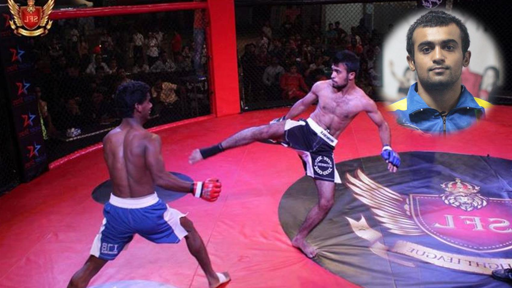 Career in Kick Boxing