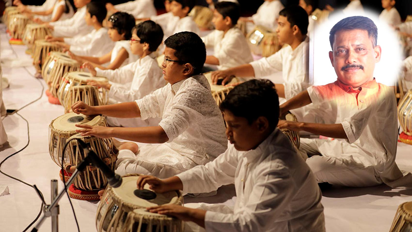 Teaching Tabla