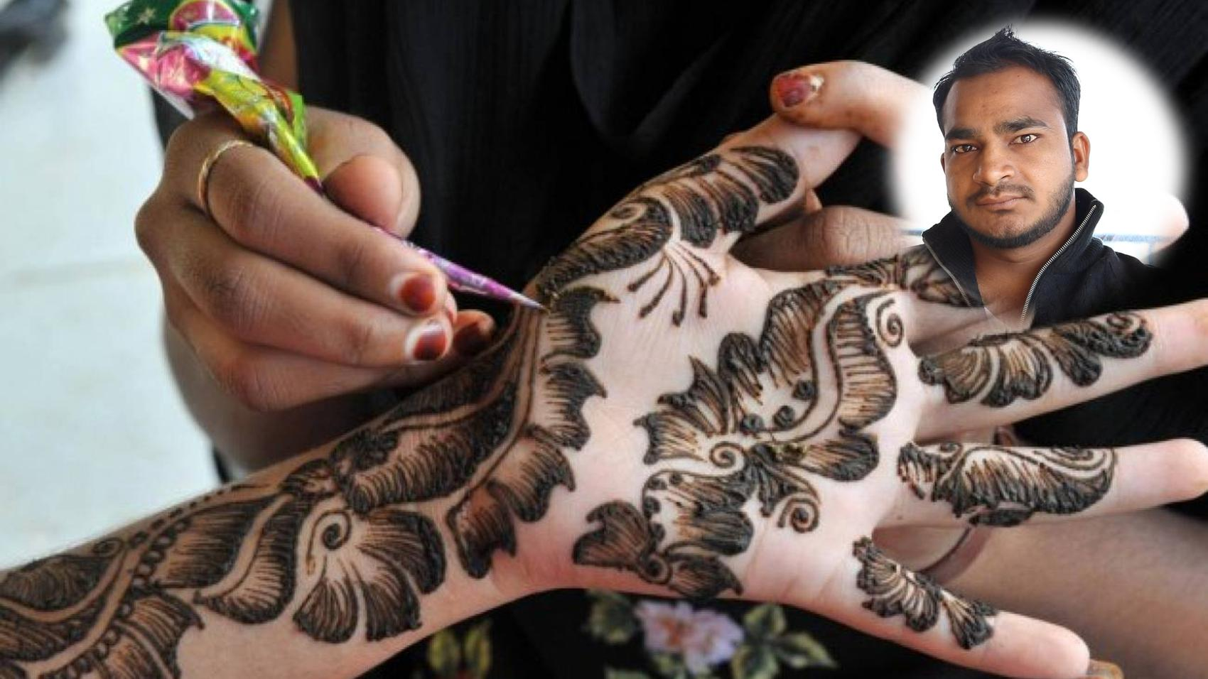 Career in Mehandi Designing