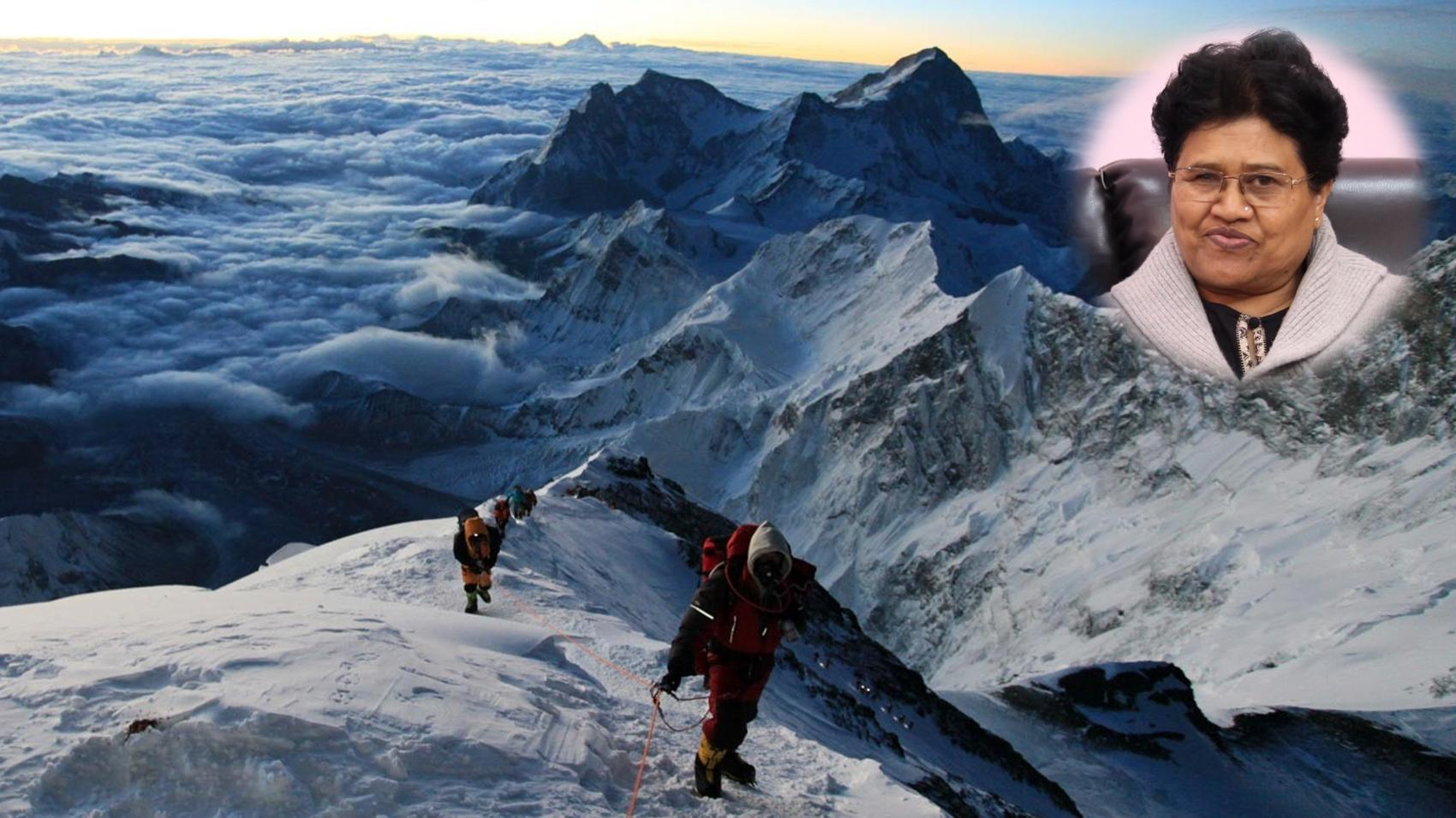 Career in Mountaineering