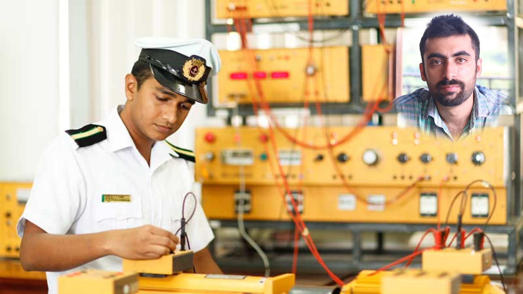 Career in Marine Electrical Engineering