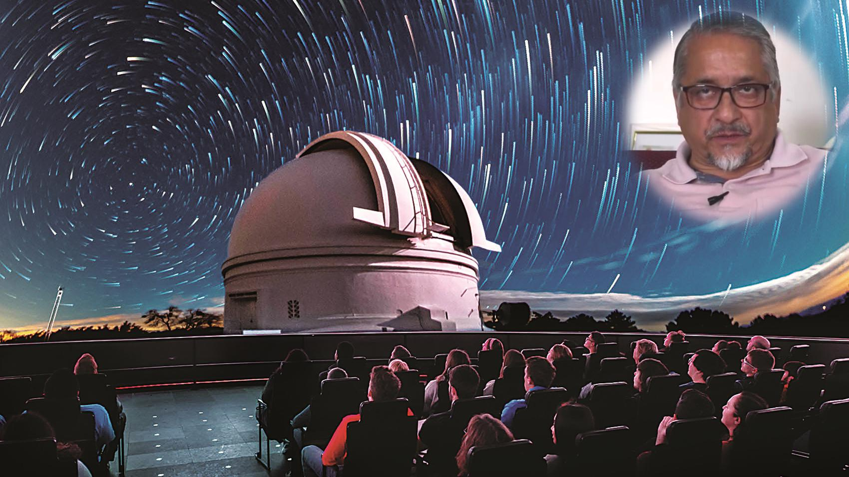Planetarium Management